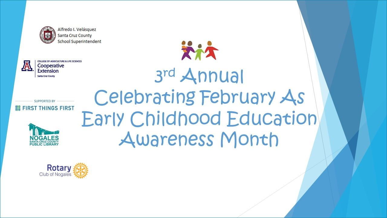 Early Childhood Awareness Month 2019