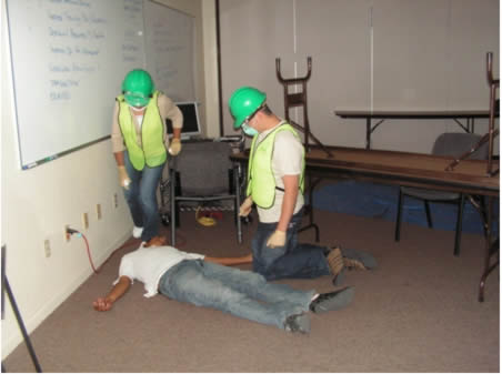 Simulation Exercise Disaster Medical Assessment